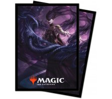 Sleeves Theros Beyond Death: Ashiok, Nightmare Muse (100 pieces)