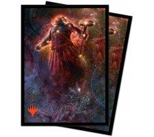 Sleeves Theros Beyond Death: Alternate Art Purphoros (100 stuks)
