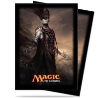 Sleeves Theros: Ashiok, Nightmare Weaver (80 pieces)