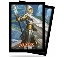 Sleeves Theros: Elspeth, Sun's Champion (80 pieces)