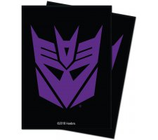 Sleeves Transformers: Decepticons (100 stuks)