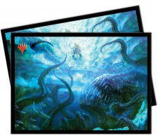 Sleeves Ultimate Masters: Dark Depths (100 stuks)