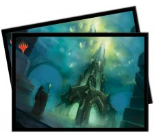 Sleeves Ultimate Masters: Mana Vault (100 stuks)