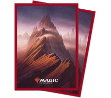 Sleeves Unstable: Mountain (100 pieces)