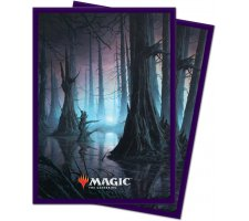 Sleeves Unstable: Swamp (100 pieces)