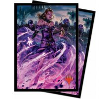 Sleeves War of the Spark: Liliana, Dreadhorde General (100 stuks)