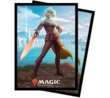 Sleeves Zendikar Rising: Nahiri, Heir of the Ancients (100 stuks)