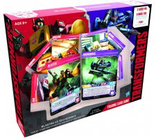 Starter Set Transformers TCG: Blaster vs. Soundwave
