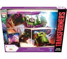 Devastator Deck Transformers TCG