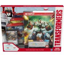 Metroplex Deck Transformers TCG: Autobots