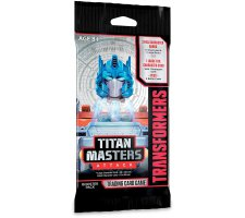 Booster Transformers TCG: Titan Masters Attack