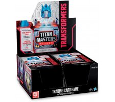 Booster Display Transformers TCG: Titan Masters Attack