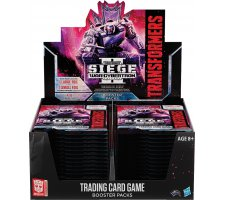 Booster Display Transformers TCG: War for Cybertron - Siege II