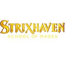 Complete set Strixhaven: School of Mages Art Series