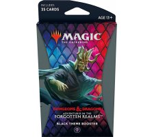 Theme Booster Adventures in the Forgotten Realms: Black