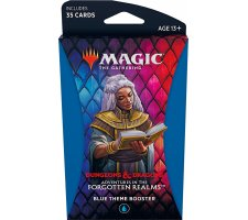 Theme Booster Adventures in the Forgotten Realms: Blue