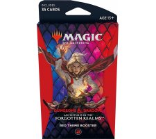 Theme Booster Adventures in the Forgotten Realms: Red