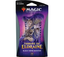 Theme Booster Throne of Eldraine: Black