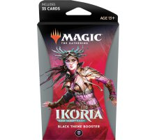 Theme Booster Ikoria: Lair of Behemoths Black