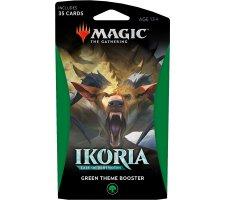 Theme Booster Ikoria: Lair of Behemoths Green