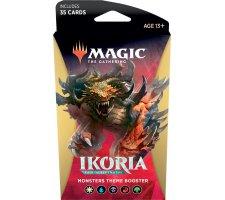 Theme Booster Ikoria: Lair of Behemoths Monsters