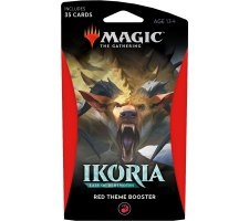 Theme Booster Ikoria: Lair of Behemoths Red