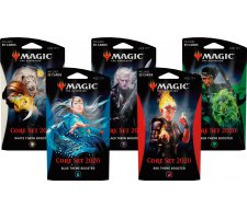 Theme Booster Core Set 2020 (set van 5)