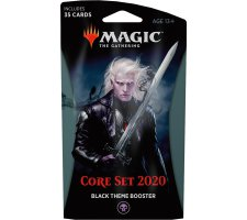 Theme Booster Core Set 2020: Black