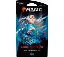 Theme Booster Core Set 2020: Blue