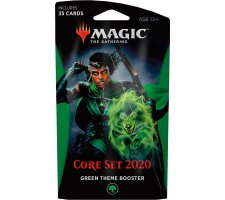 Theme Booster Core Set 2020: Green