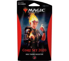 Theme Booster Core Set 2020: Red