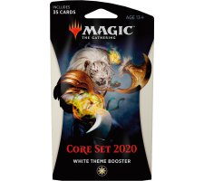 Theme Booster Core Set 2020: White