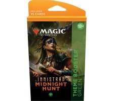 Theme Booster Innistrad: Midnight Hunt: Green