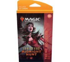 Theme Booster Innistrad: Midnight Hunt: Red