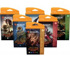 Theme Booster Innistrad: Midnight Hunt (set of 6)