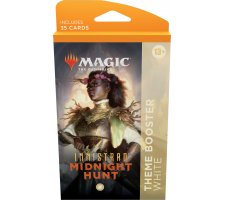 Theme Booster Innistrad: Midnight Hunt: White