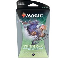 Theme Booster Zendikar Rising: Black
