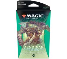 Theme Booster Zendikar Rising: Green