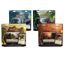 Planechase 2012 complete set of decks