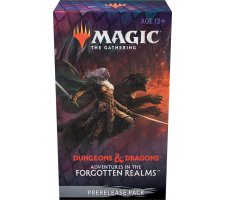 Prerelease Pack Adventures in the Forgotten Realms (+ free booster)