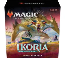 Prerelease Pack Ikoria: Lair of Behemoths (+ free booster Ikoria)