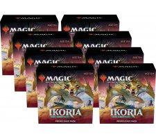 Prerelease Pack Ikoria: Lair of Behemoths (set of 8) (+ 8 free boosters Ikoria)