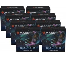 Prerelease Pack Kaldheim (set of 8) (+ 8 free boosters Kaldheim)