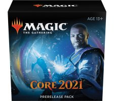 Prerelease Pack Core Set 2021 (+ free booster Core 2021)