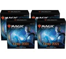 Prerelease Pack Core Set 2021 (set van 4) (+ 4 gratis boosters Core 2021)