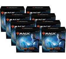 Prerelease Pack Core Set 2021 (set of 8) (+ 8 free boosters Core 2021))