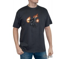 T-shirt Magic: Chandra, the Firebrand (L.)