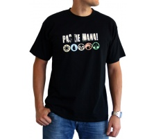 T-shirt Magic: Mana Symbols (XXL)