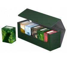 Ultimate Guard ArkHive Flip Case 400+ Green