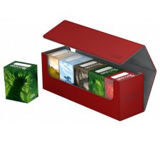 Ultimate Guard ArkHive Flip Case 400+ Red